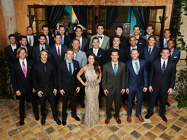 The Bachelorette's Andi Dorfman Talks Final Two Men