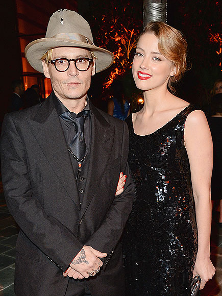 Johnny Depp and Amber Heard: Inside Their Secretive Romance