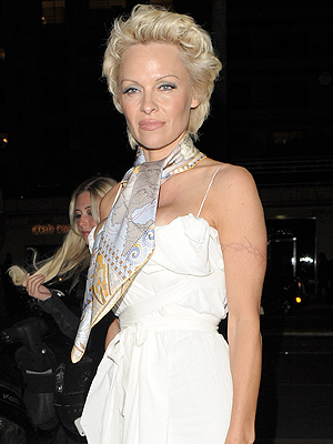 Pamela Anderson Writes Emotional Poem After Filing for Divorce
