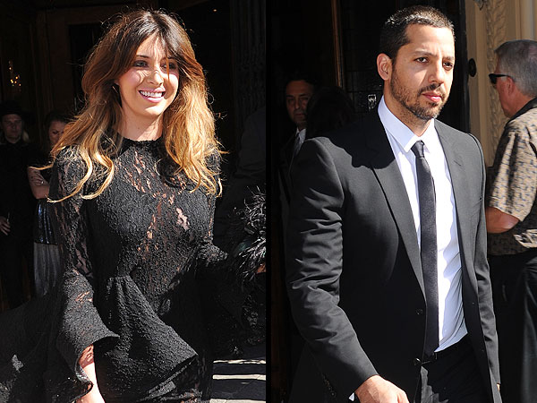 Brittny Gastineau and David Blaine 'Made a Connection' at Kim Kardashian Wedding