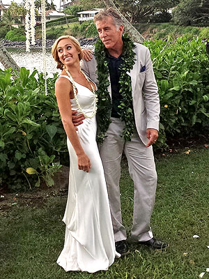 JFK's Nephew Christopher Kennedy Lawford Marries in Hawaii