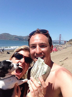 Hidden Cash Twitter Hunt Sweeps San Francisco – PEOPLE Speaks to the Man Behind the Game