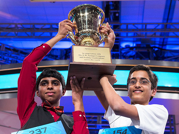 Scripps National Spelling Bee: Two Boys Declared Co-Champions