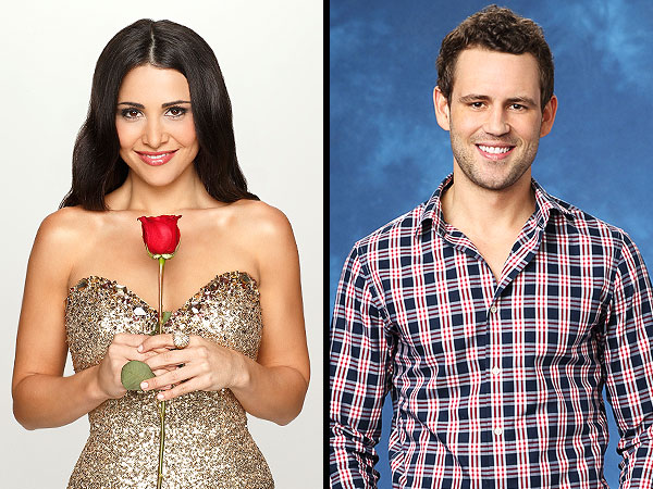 Andi Dorfman's Bachelorette Blog: My First Kiss with Nick Was 'Passionate and Romantic'