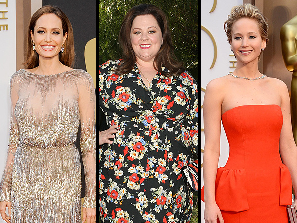 Jennifer Lawrence, Melissa McCarthy Top List of Most-Liked Summer Movie Actresses