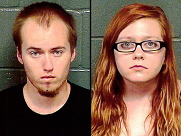 Teen Couple Arrested in Grandparents' Murders in Colorado