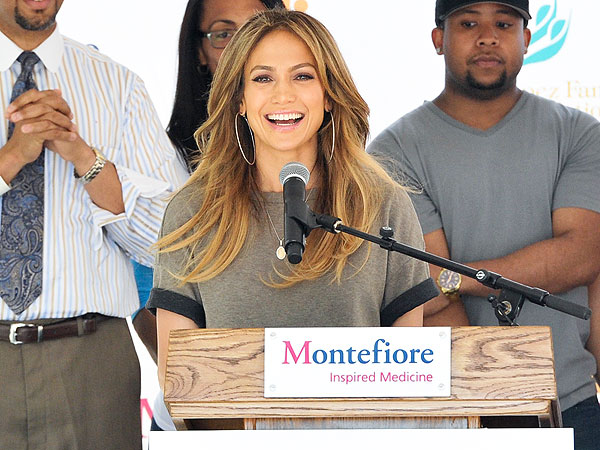 Jennifer Lopez to Perform in the Bronx