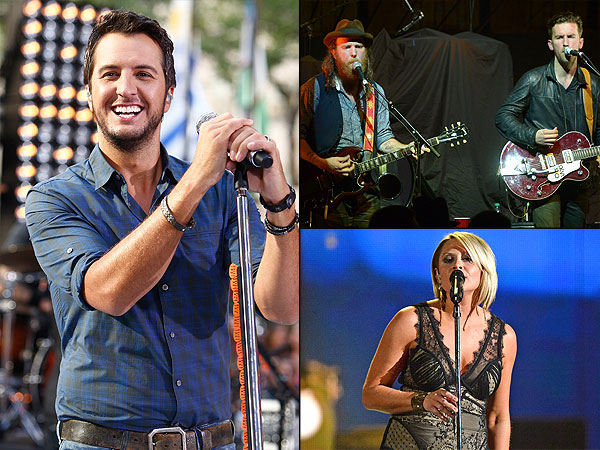 CMA Fest Nashville: Luke Bryan, Tim McGraw