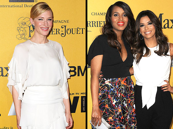 Women in Film Awards Honor Cate Blanchett, Kerry Washington, Eva Longoria