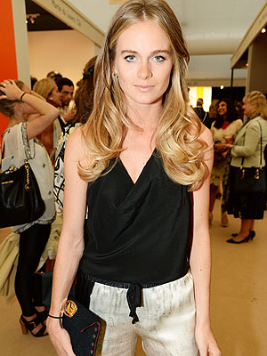 Cressida Bonas, Prince Harry's Ex-Girlfriend, Steps Out with Princess Eugenie