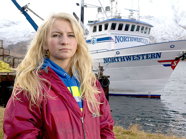 Sig Hansen's 18-Year-Old Daughter Joins Deadliest Catch's All-Male Crew