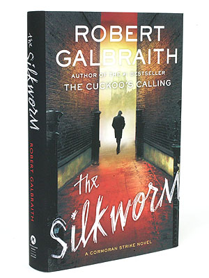 Review: The Silkworm, J.K. Rowling's Second Book as Robert Galbraith, Delivers