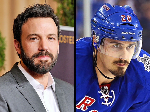 Chris Kreider Follows Ben Affleck's Lead, Shaves at Craig's Steakhouse