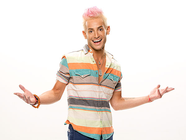 Ariana Grande's Brother Frankie to Compete on Big Brother