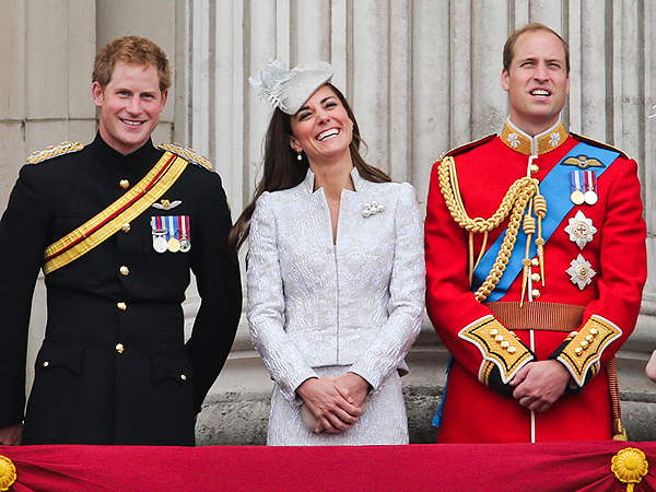 Prince William, Kate at Trooping the Colour, Queen Elizabeth's Birthday Parade