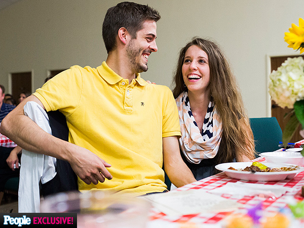 Jill Duggar and Derick Dillard Wedding Rehearsal Dinner