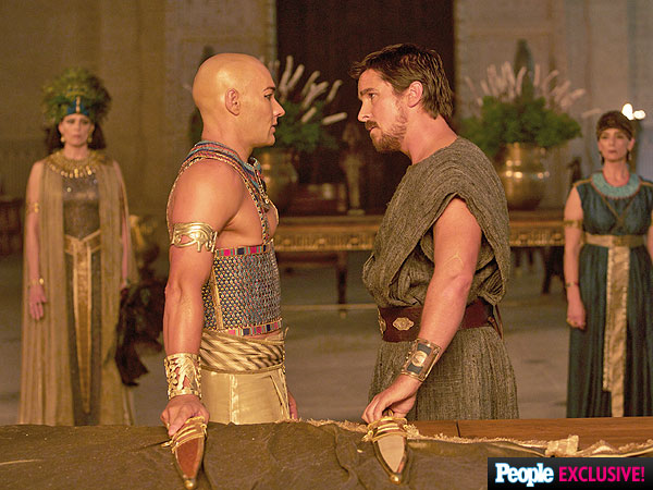 Christian Bale Goes Biblical in Exodus: Gods and Kings