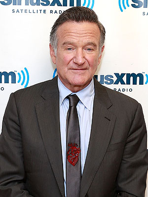 Robin Williams Back in Rehab to 'Focus on Continued Commitment' to Sobriety