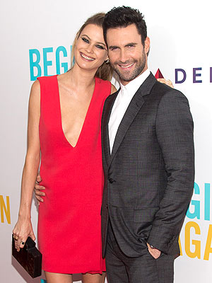 Adam Levine to Marry Behati Prinsloo: Inside Their Pre-Wedding Beach Party