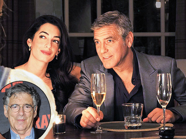 Elliott Gould: George Clooney Should 'Have Some Children Already!'