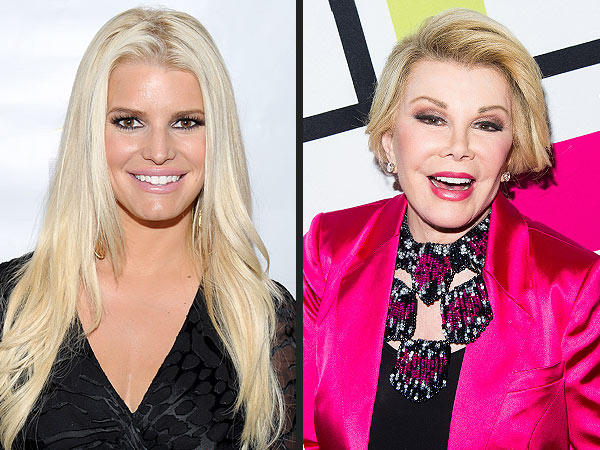 Jessica Simpson Gets Married, Joan Rivers Walks Out: The Week's Top Stories