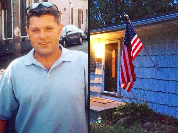 4th of July: Stolen 9/11 American Flag Returned to Firefighter's Family