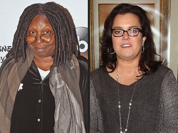 It's Official: Rosie Is Returning to The View