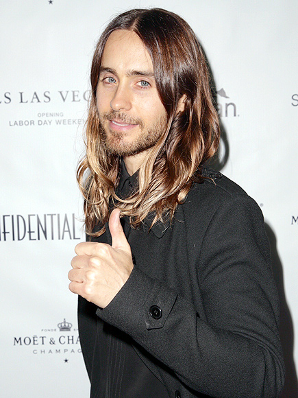 Jared Leto Hugs Things in New Meme, JaredHugginLeto