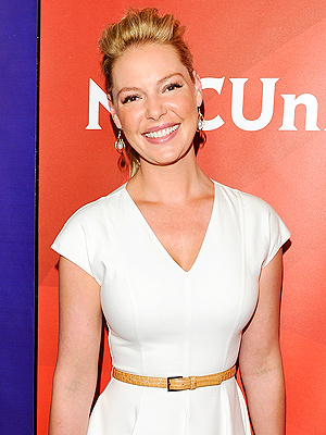 Katherine Heigl Says Motherhood Has Matured Her