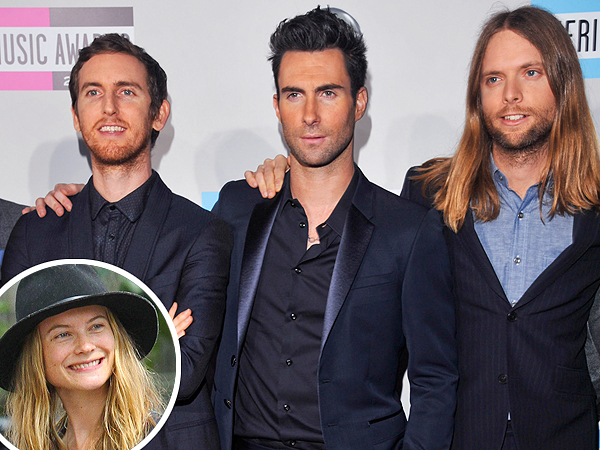 Adam Levine to Marry Behati Prinsloo: Maroon 5 Pals to Be Part of Wedding