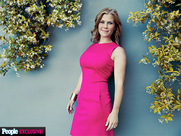 Alison Sweeney, Days of Our Lives: Why She Left in PEOPLE Magazine