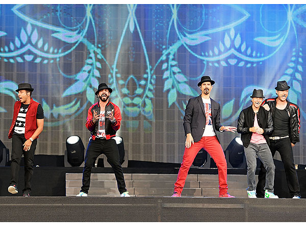 Backstreet Boys Cancel Israel Concerts for Security Concerns