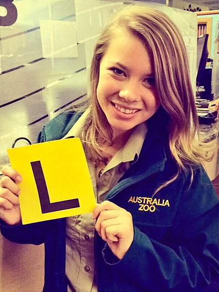 Bindi Irwin Is 'Feeling So Good' After Getting Learner's Permit on 16th Birthday