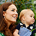 Prince George Is Fascinated by Butterflies in Official Photos to Mark His First Birthday