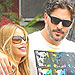 Hot New Couple Sofia Vergara & Joe Manganiello Step