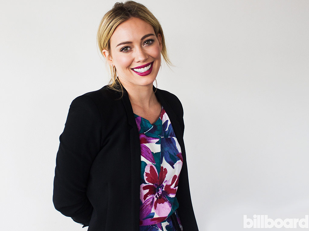 Hilary Duff Talks Split from Mike Comrie, New Album