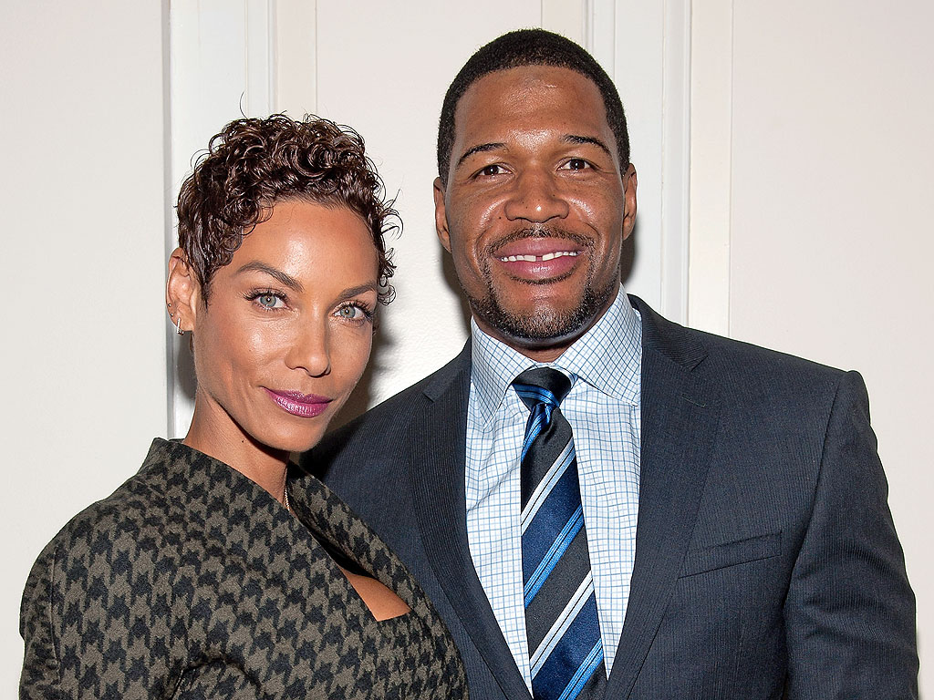 Michael Strahan & Nicole Murphy May Be Dating Other People, Source Says