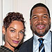 Michael Strahan and Nicole Murphy E