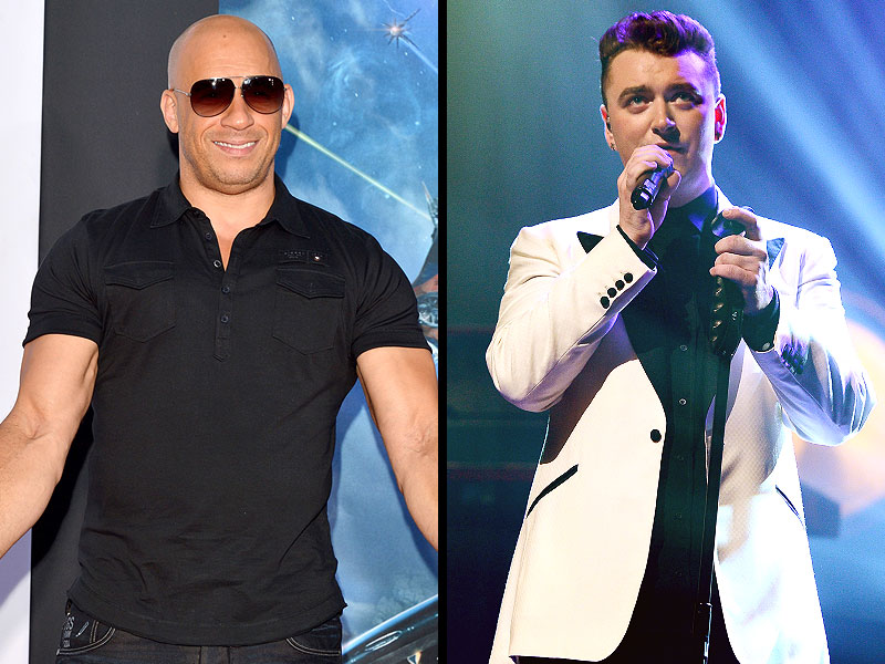 Vin Diesel Sings Sam Smith's Stay with Me, Will They Do a Duet?