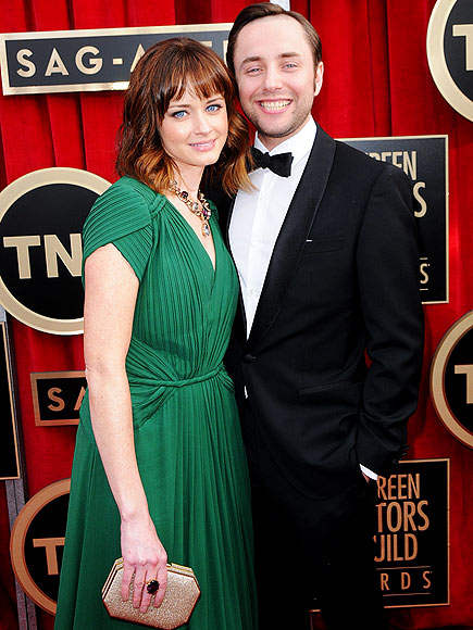 Vincent Kartheiser and Alexis Bledel Are Married
