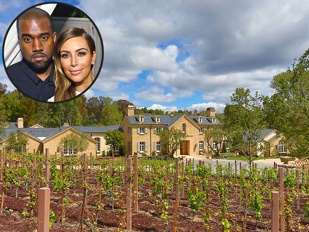Kim Kardashian Says She and Kanye West Have Bought a 'New, Amazing' L.A. Home