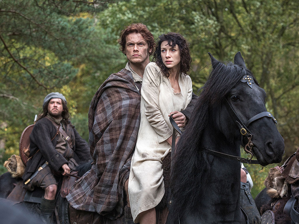 Outlander Premiere Recap: Claire Randall Time-Travels to 18th-Century Scotland
