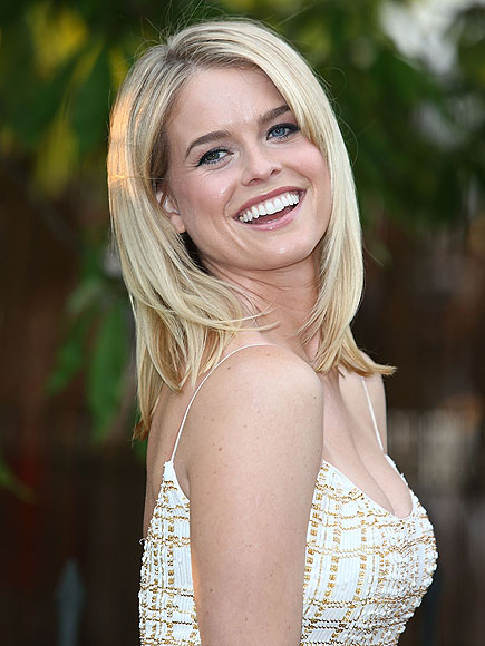 Alice Eve Engaged to Alex Cowper-Smith, Her High School Sweetheart