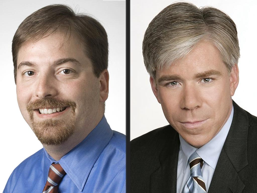 Chuck Todd Replaces David Gregory on 'Meet the Press' - NBC