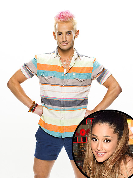 Ariana Grande's Brother on Big Brother, Frankie, Reveals Family Ties
