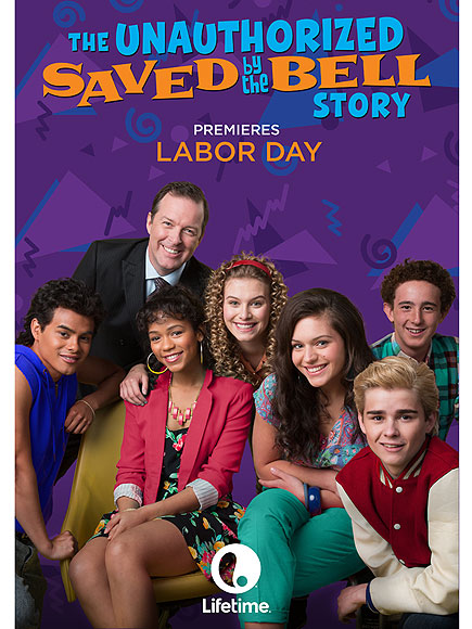 See the Official Poster for the Unauthorized Saved by the Bell Movie