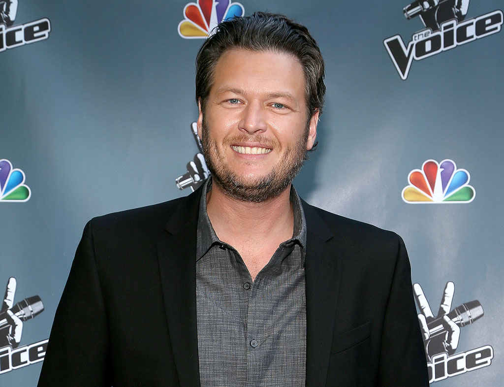 Blake Shelton New Single: Neon Light