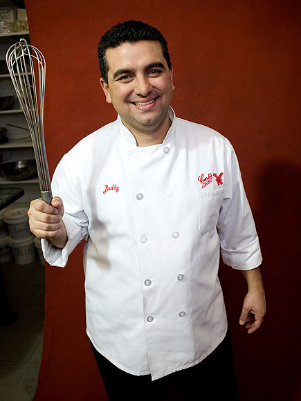 Buddy Valastro on Mom's ALS Battle: 'You've Gotta Look At It Glass Half-Full'