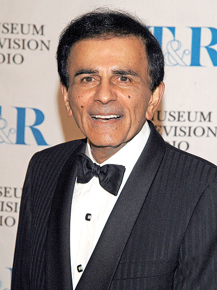 Casey Kasem's Kids Seek Legal Control Over His Healthcare