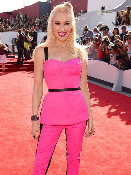 VMAs 2014: Gwen Stefani Attends for the First Time Since 2005